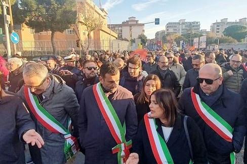 Marcia antimafia a Foggia