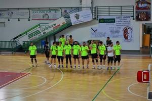 Marino Volley Altamura. <span>Foto Domenico Olivieri</span>