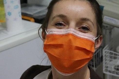Mascherine di protezione - Foto Ministero della salute