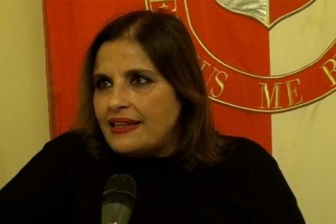 La sindaca Rosa Melodia porge gli auguri alla cittadinanza