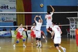 Pallavolo Messina - Domar Volley Altamura