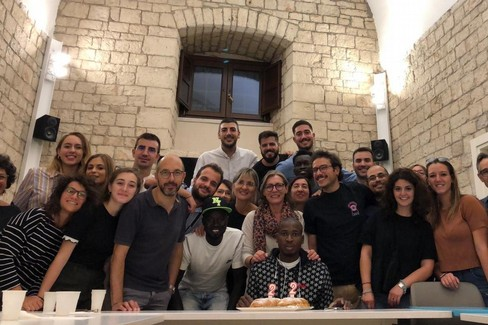 L'ultimo compleanno di Namory, migrante morto per un tumore