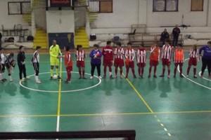 Nuova Atletica Giovinazzo - Soccer Altamura