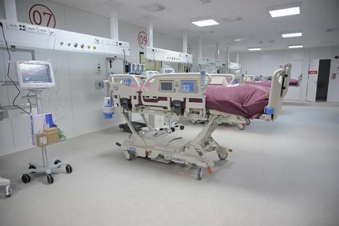 Ospedale Covid nella Fiera del Levante