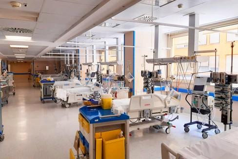 Ospedale Miulli per emergenza Covid19