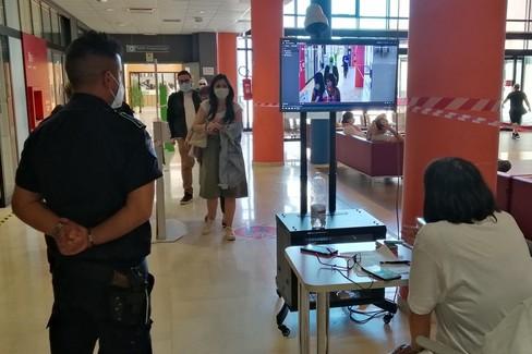 Ospedale della Murgia, nuova modalità di accesso