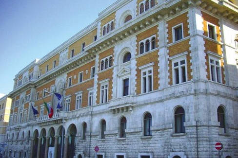 sede della Città Metropolitana di Bari