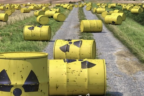 Parco: no rifiuti radioattivi