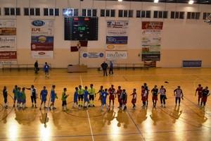 Pellegrino Sport C5 - Futsal Capurso