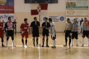 Pellegrino Sport - Alberto C5