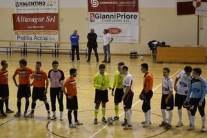 Pellegrino Sport C5 - San Rocco Ruvo