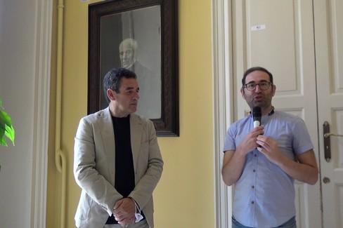 Assessore Perrone intervistato sulla rassegna estiva