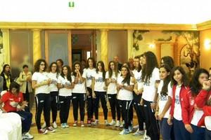 Presentazione Leonessa Volley 2012