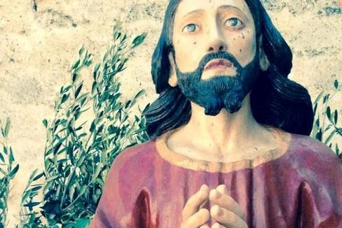 Statua di San Sepolcro