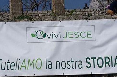 Il Comitato Vivi Jesce contro l'impianto a biomassa