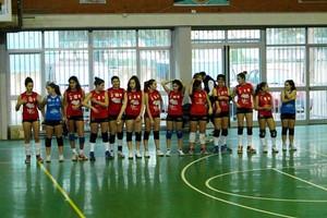 Intrepida San Severo - Leonessa Volley Altamura