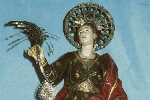 Santa Irene, patrona di Altamura