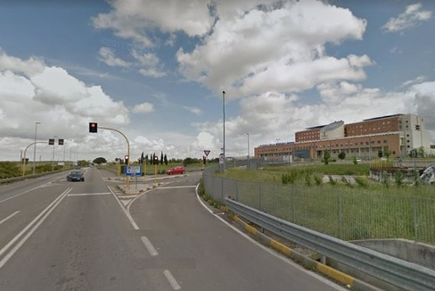 Ospedale della Murgia Fabio Perinei