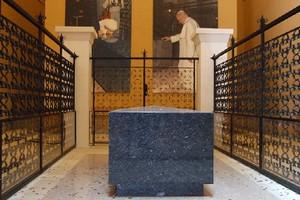 Tomba Padre Pio
