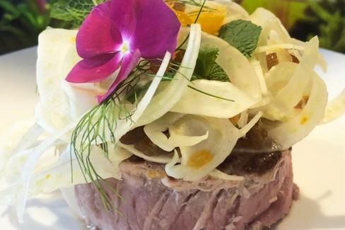 """Ricetta Salata """"I Colori dell'Estate"""""""