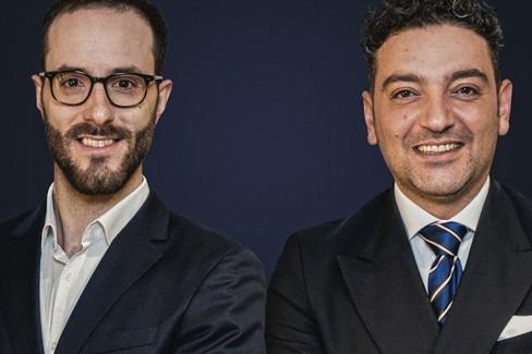 Pasquale Viscanti e Giacinto Fiore