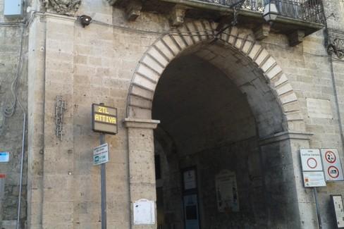 Ztl nel centro storico. <span>Foto Onofrio Bruno</span>