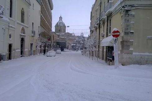neve 7 gennaio