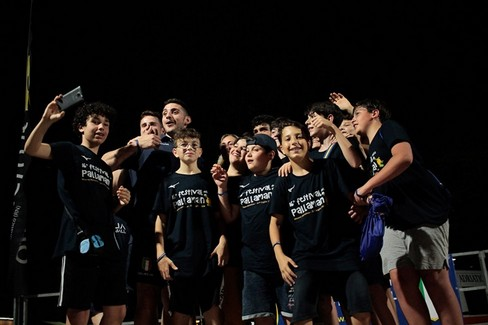 squadra Under 13 di pallamano
