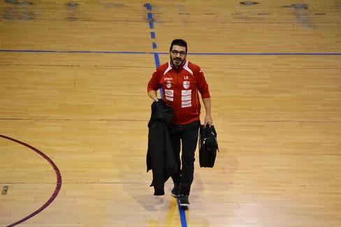 Paolo Locapo, direttore sportivo Futsal Altamura