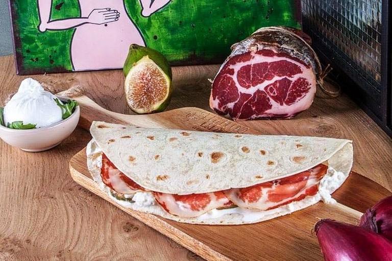 Pasta madre in agrodolce - Foto Mazzotta