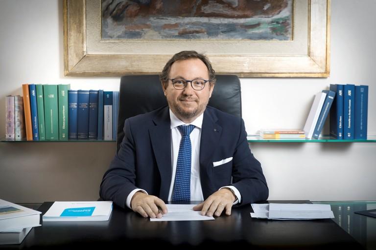 Presidente Avv Leonardo Patroni Griffi
