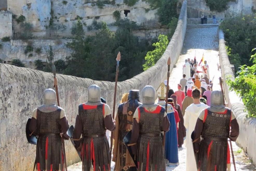 Raduno dei cortei storici