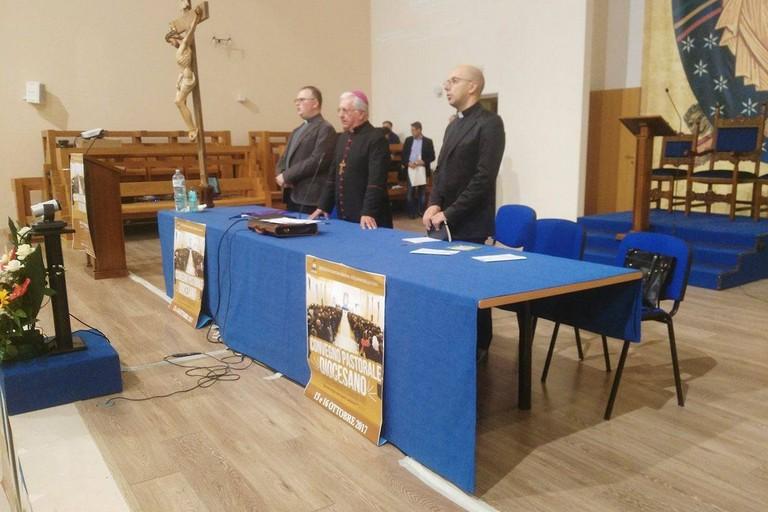 Convegno pastorale della Diocesi di Altamura-Gravina-Acquaviva delle Fonti