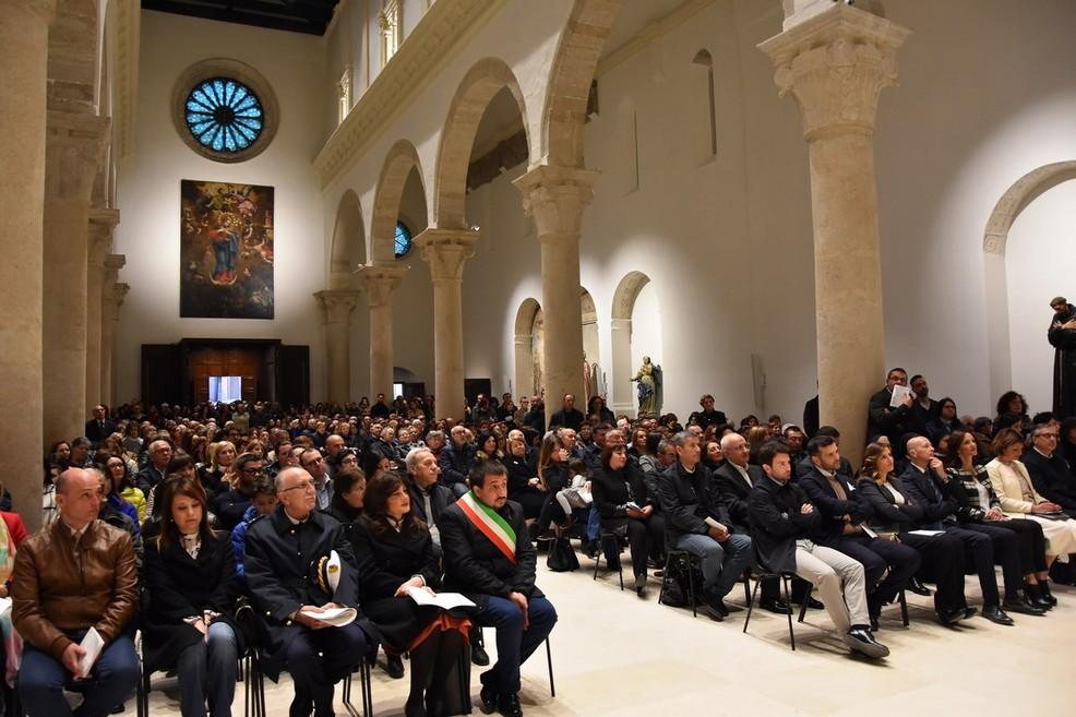 Riaperta ai fedeli la Chiesa di San Francesco