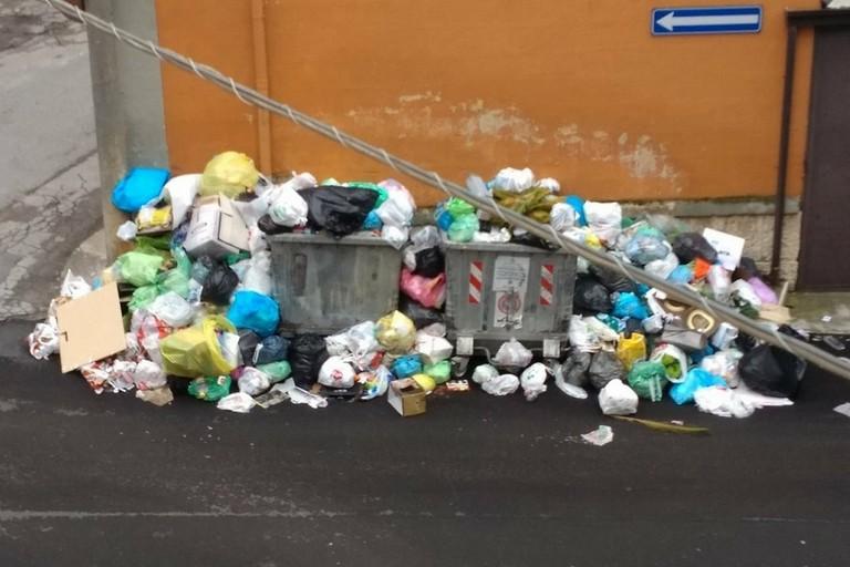 situazione rifiuti altamura luglio