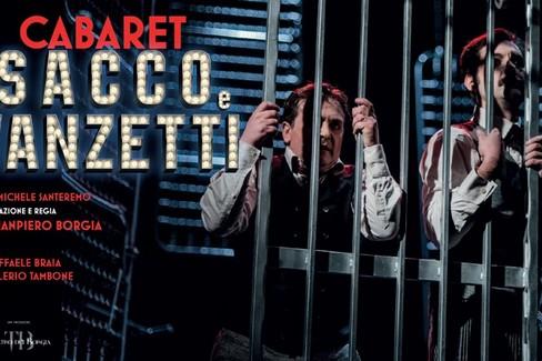 Cabaret Sacco Vanzetti con Raffaele Braia e Valerio Tambone