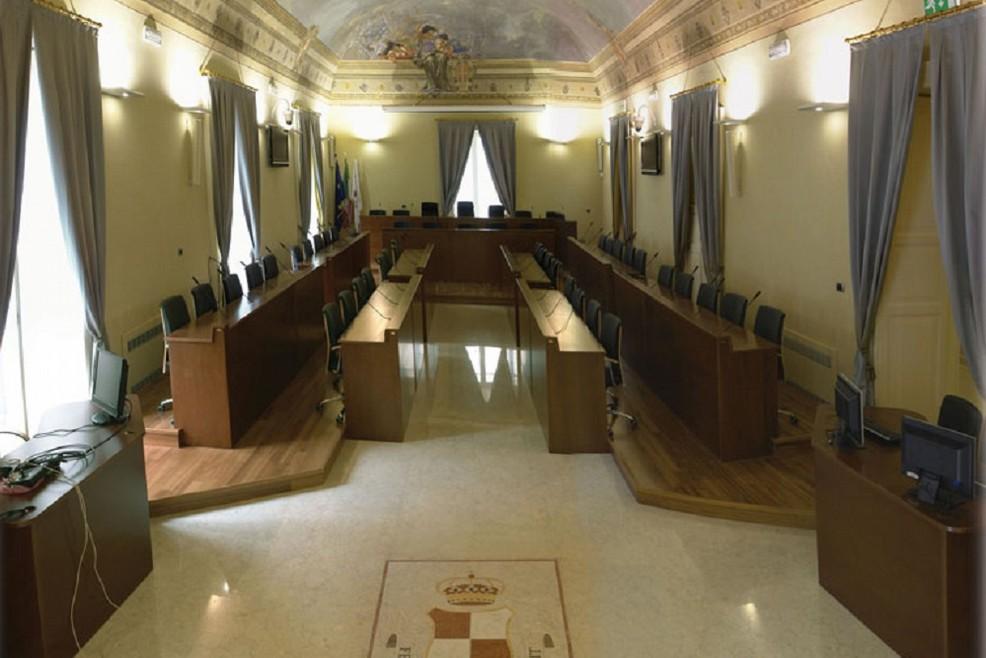 Sala Consiliare del Comune