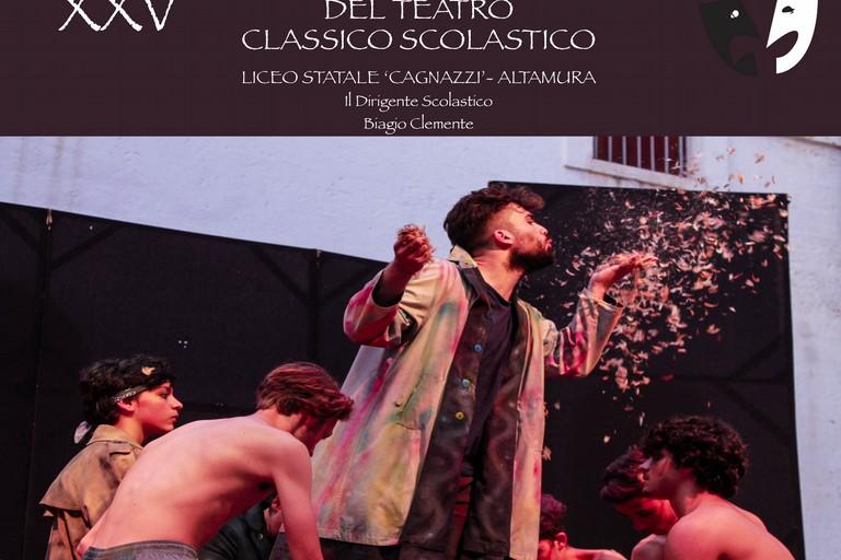 rassegna internazionale del teatro classico scolastico
