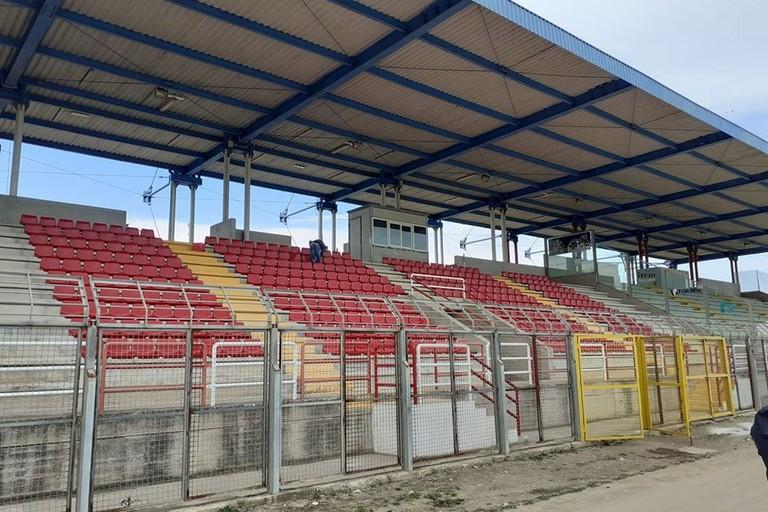 stadio Tonino D'Angelo -Altamura