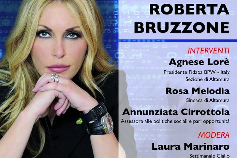 Serata dibattito con la criminologa Roberta Bruzzone